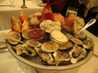"Seafood ""Tower"""