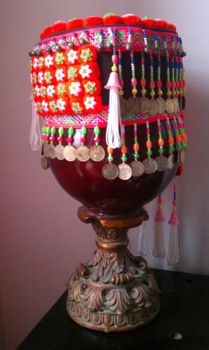 Hmong Cultural Headdress